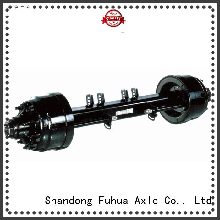 FUSAI small trailer axle manufacturer for wholesale