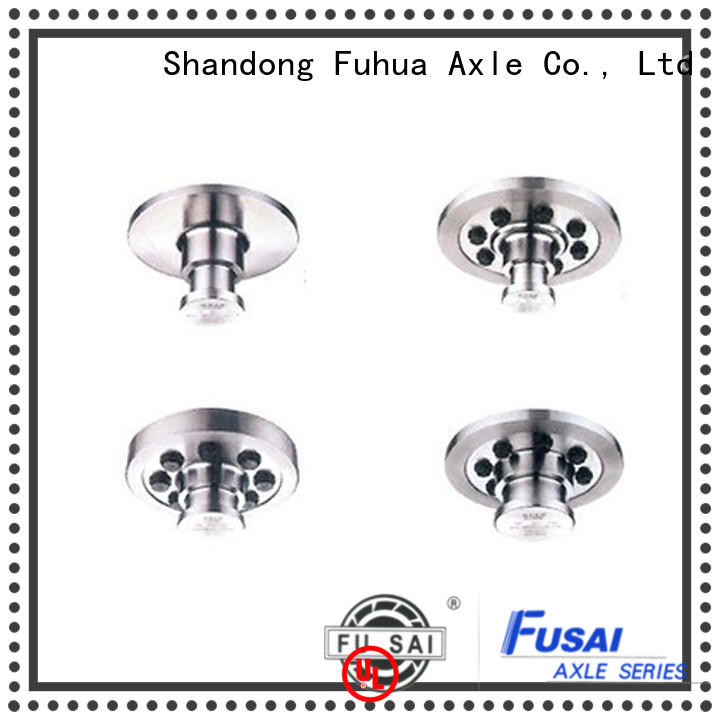 FUSAI 100% quality kingpin trailer inquire now for importer