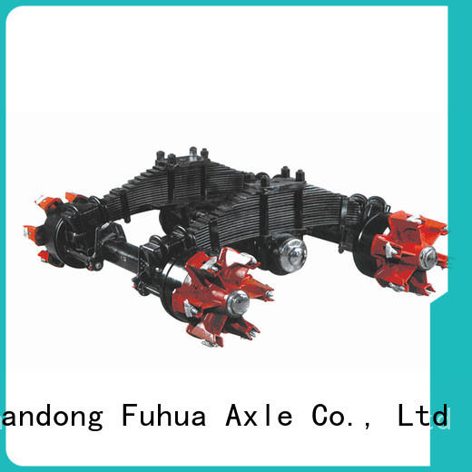 factory directly supply trailer bogie source now for wholesale