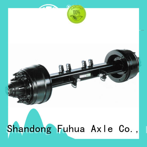 FUSAI trailer axle parts factory for sale