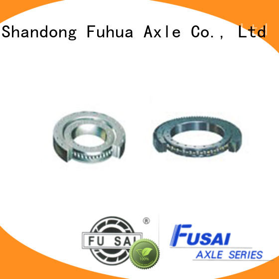 FUSAI drum brakes overseas market for truck trailer
