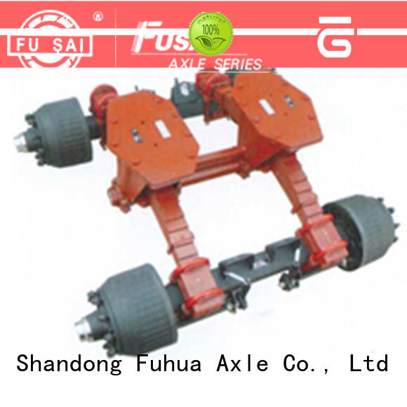 FUSAI bogie truck purchase online for importer