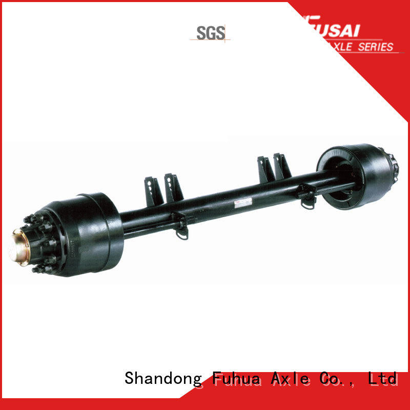 FUSAI top quality trailer axle kit factory for importer