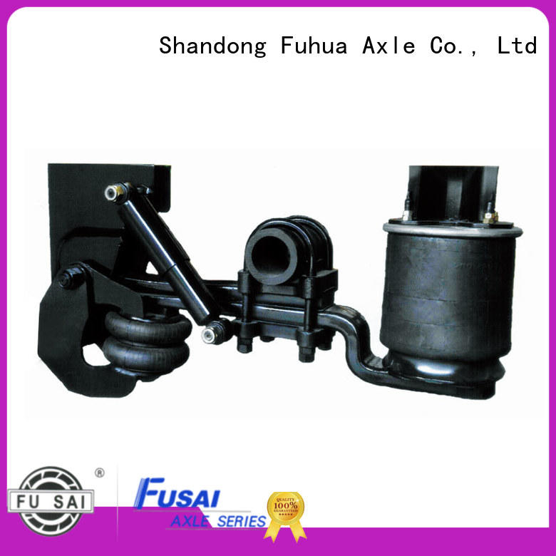 FUSAI bogie truck source now for importer