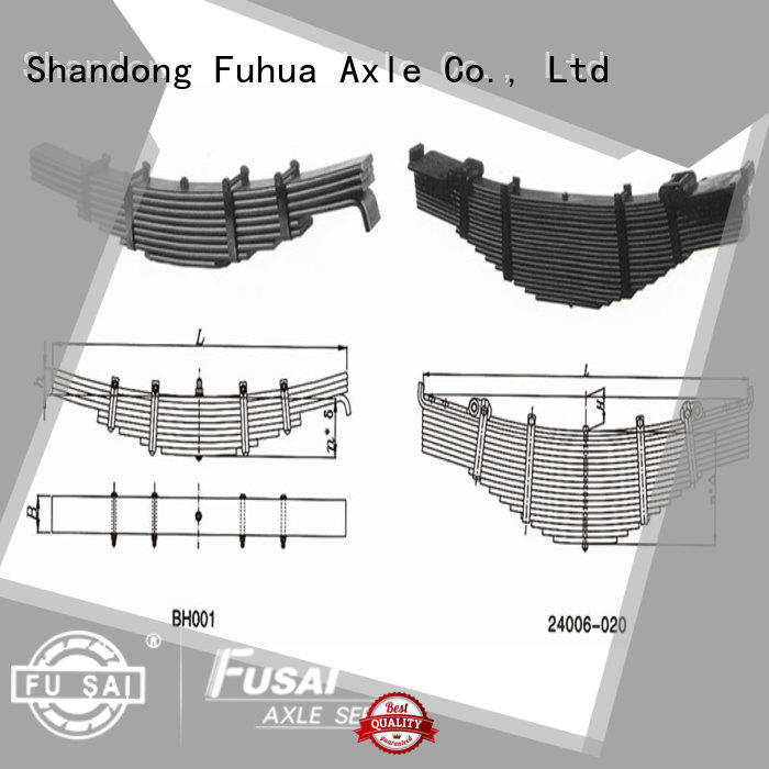 perfect design trailer spindle and hub kits quick transaction for importer FUSAI