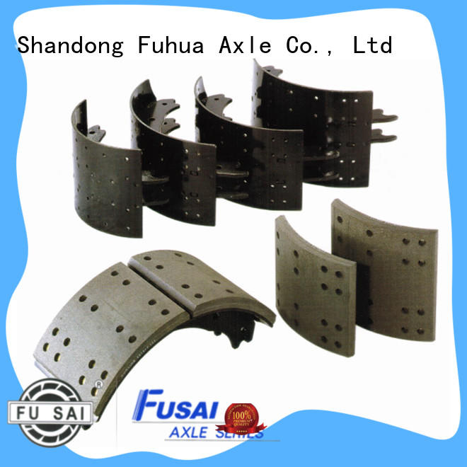 FUSAI strict inspection trailer bearings overseas market for wholesale