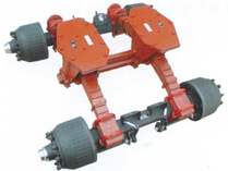 FUSAI customized semi trailer parts for importer-1