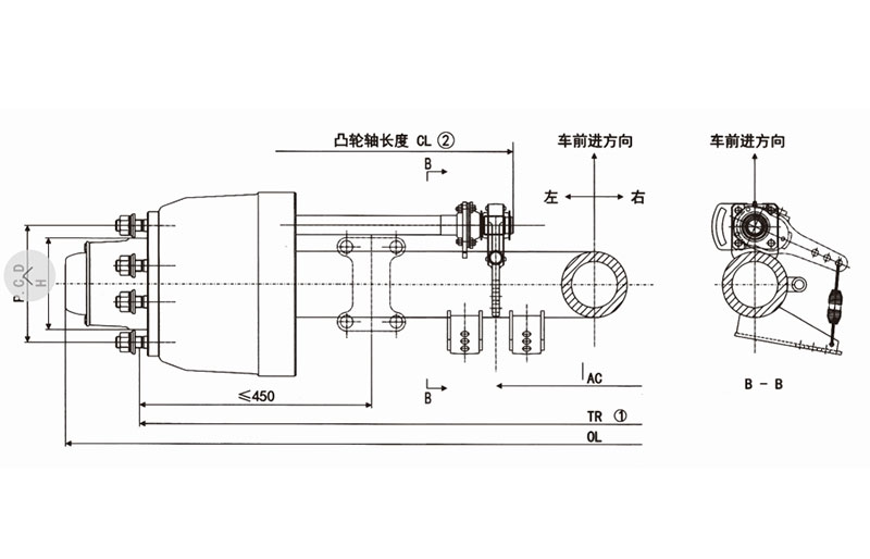 FUSAI trailer axles manufacturer-1