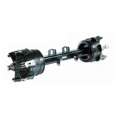 High Strength Spoked Trailer Axle