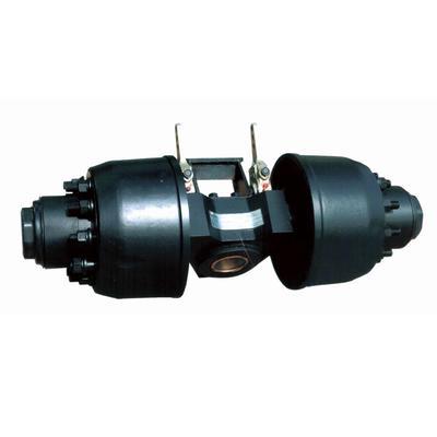 Hydraulic swing arm axle serie