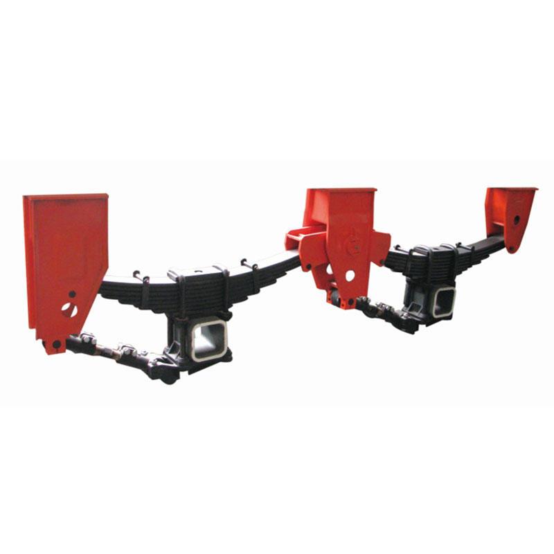 13-ton-American type mechanical suspension