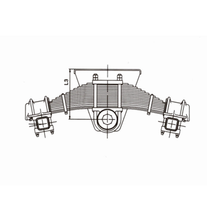 customized trailer bogie purchase online for importer