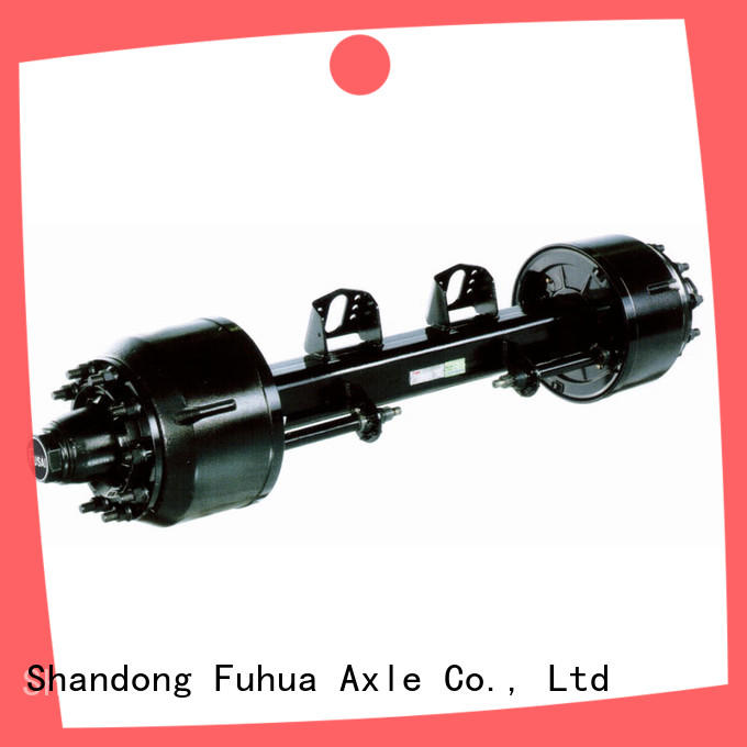 FUSAI drum axle trader for sale