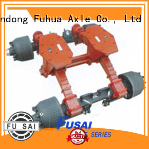 FUSAI standard bogie truck source now for wholesale