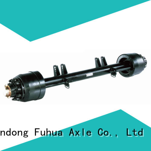 FUSAI small trailer axle factory for sale