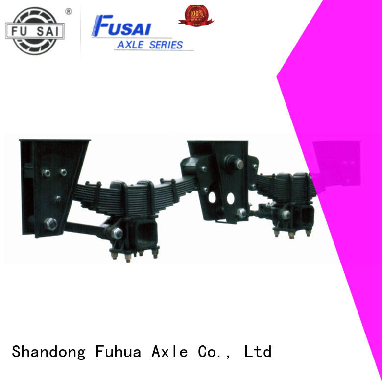 factory directly supply trailer air suspension from China for businessman