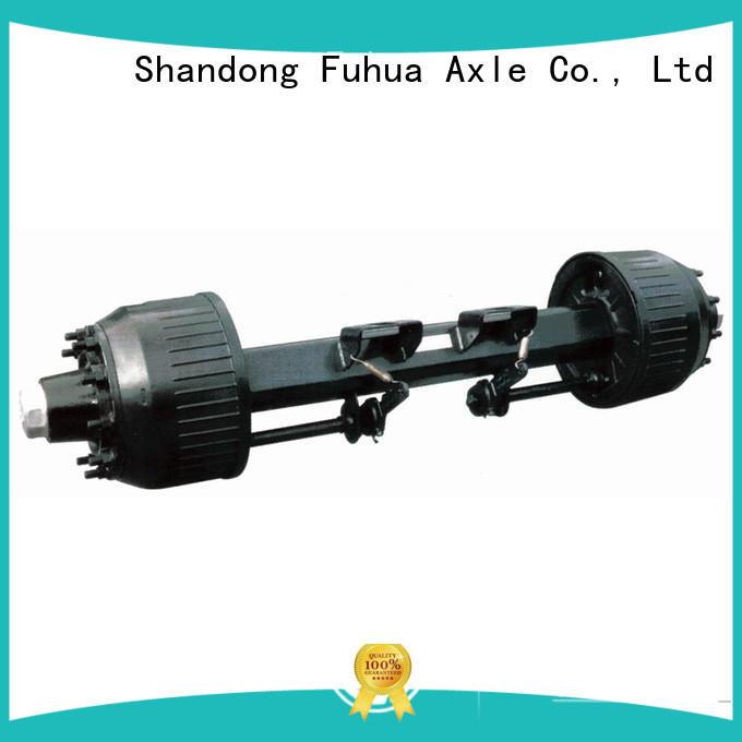 best drum axle manufacturer for truck trailer