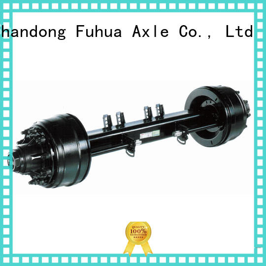 FUSAI competitive price trailer axle parts manufacturer for wholesale