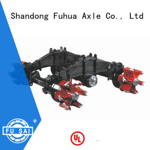 standard trailer spare parts purchase online for importer FUSAI