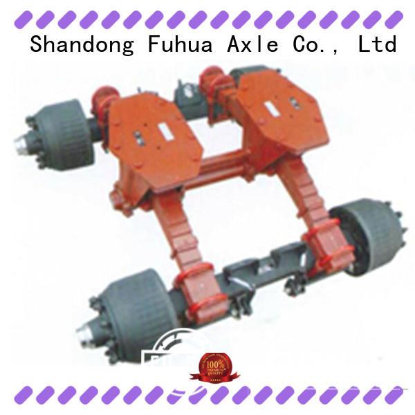 FUSAI customized semi trailer parts for importer
