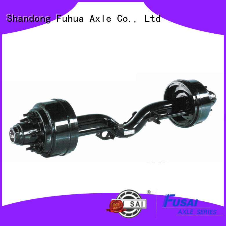 FUSAI trailer axle parts factory for importer