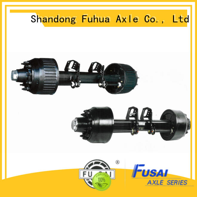 best types of trailer axles manufacturer for aftermarket