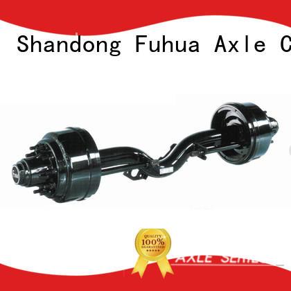 FUSAI small trailer axle factory for wholesale
