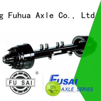 FUSAI trailer axles trader for sale