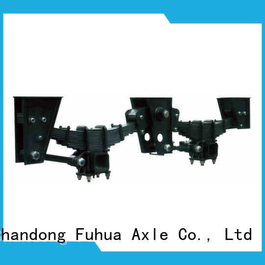 FUSAI standard independent trailer suspension quick transaction for businessman