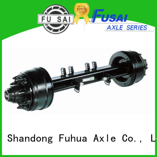 competitive price small trailer axle kit trader for wholesale FUSAI