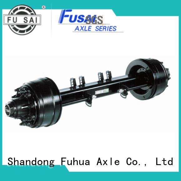 FUSAI trailer axle kit factory for sale