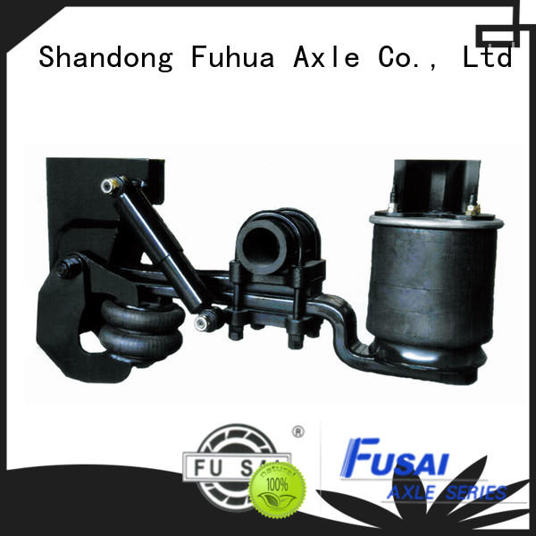 FUSAI factory directly supply trailer bogie purchase online for sale