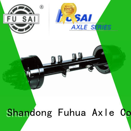 FUSAI trailer axle parts trader for wholesale