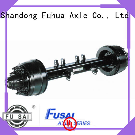 FUSAI new trailer axle kit manufacturer for importer