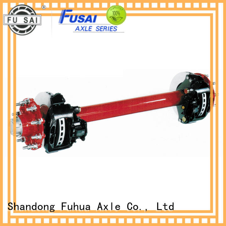 FUSAI strict inspection trailer brake parts quick transaction for merchant