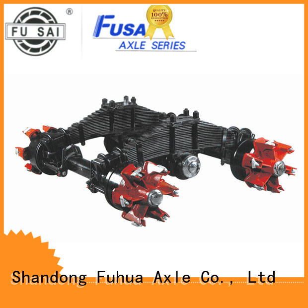 FUSAI trailer bogie purchase online for wholesale