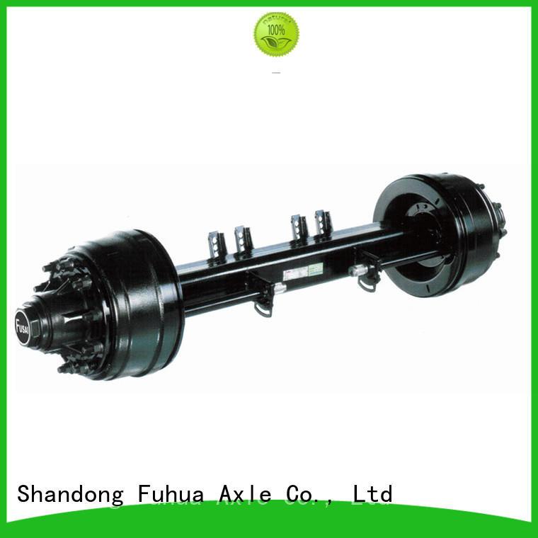 FUSAI trailer axles factory for wholesale