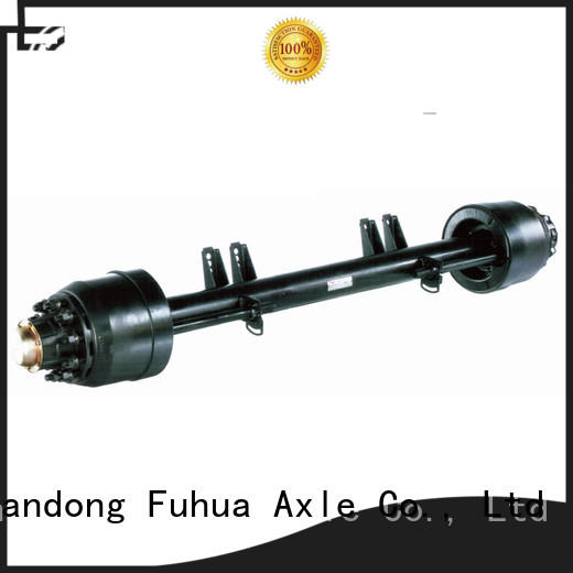 competitive price small trailer axle trader for wholesale