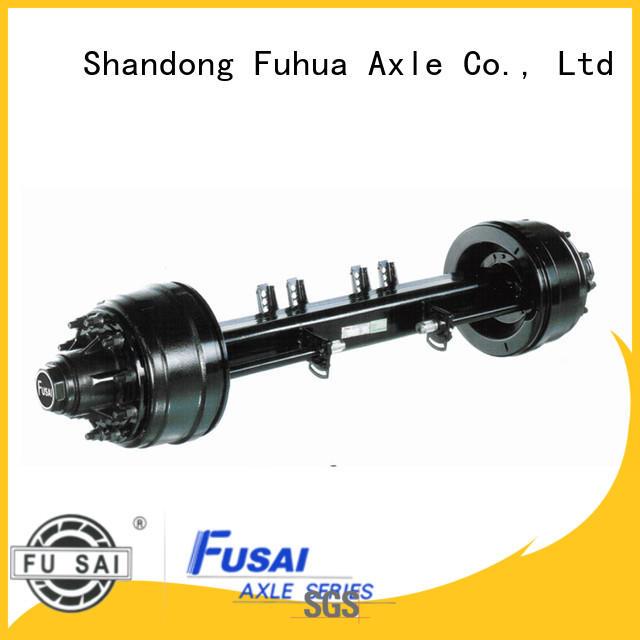 FUSAI trailer axle parts factory for wholesale