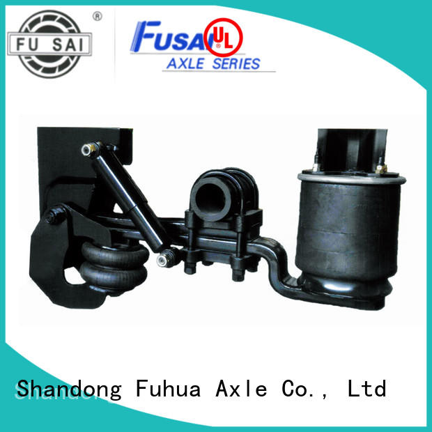 FUSAI factory directly supply bogie frame for importer