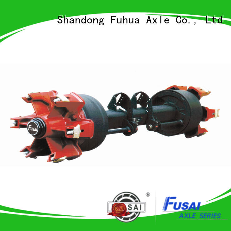China drum axle factory for aftermarket