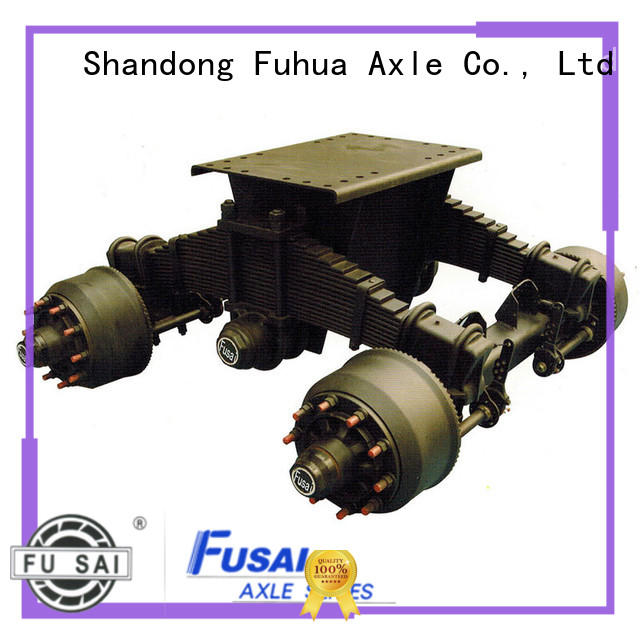FUSAI customized drum bogie source now for importer