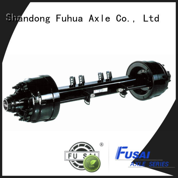 FUSAI trailer axles trader for wholesale