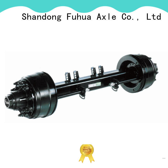 FUSAI competitive price trailer axles factory for wholesale