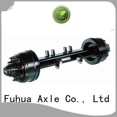 FUSAI competitive price trailer axle kit trader for sale