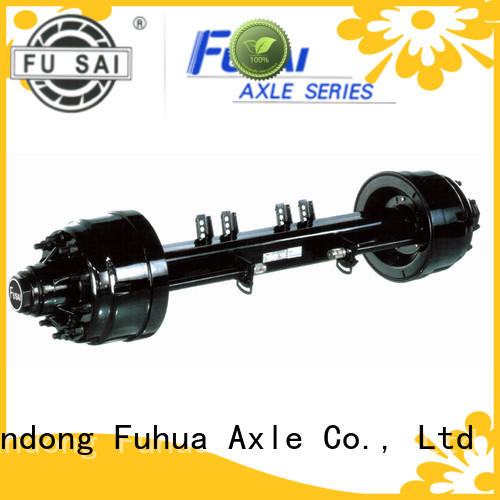 FUSAI top quality trailer axles trader for importer