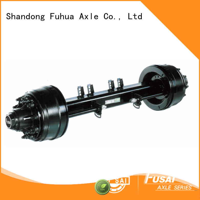 FUSAI trailer axle parts factory for wholesale