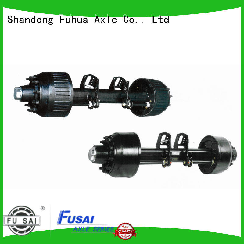 FUSAI China drum axle factory for aftermarket
