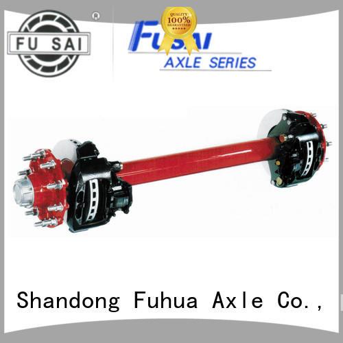 FUSAI strict inspection trailer brake parts quick transaction for dealer