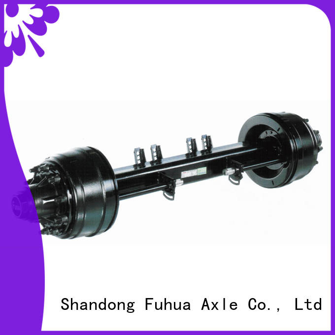 FUSAI competitive price trailer axle parts factory for sale